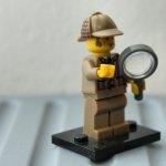 detektyw lego